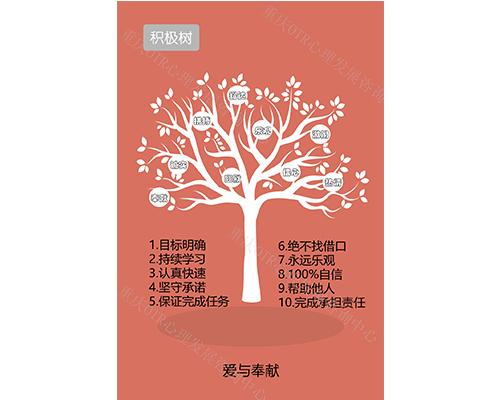 心理咨询积极树